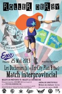 Match 25 mai 2013