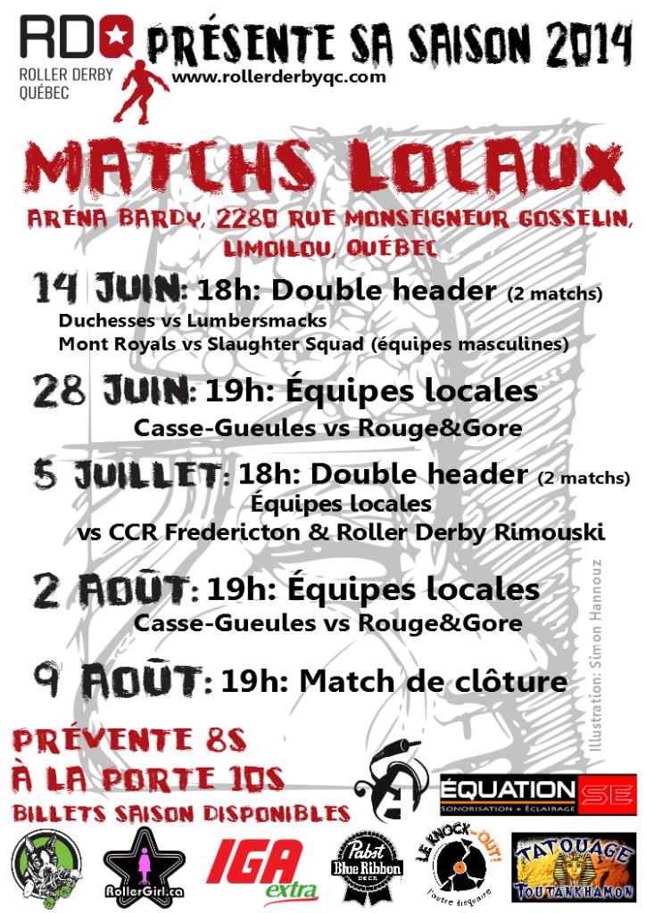 flyers_calendrier saison 2014_2014.05.20
